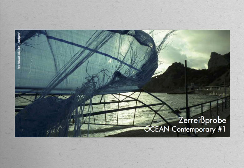 OCEAN Contemporary © - Flyer